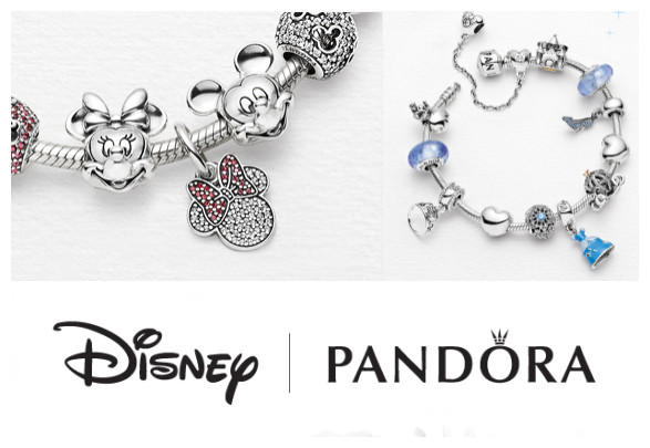 From $35 Disney X Pandora Collection @ Pandora