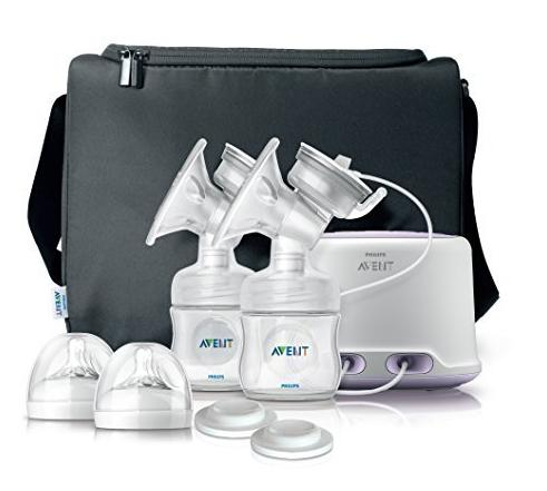 $159.99 Philips AVENT Double Electric Comfort Breast Pump, 2015 Version