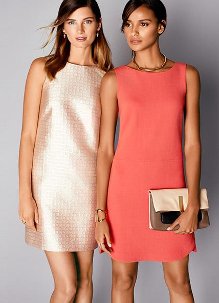 $50 Off  Full-Price Dresses @ Ann Taylor