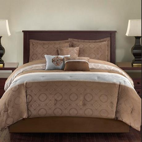 $24.99 Avenue 8 Duncan 7-Piece Full Comforter Set