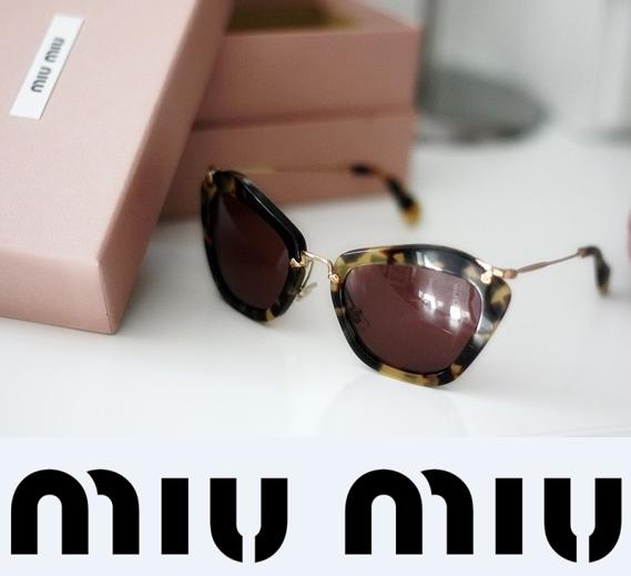Up to 40% Off MiuMiu Designer Sunglasses & Optical Frames on Sale @ Ideel