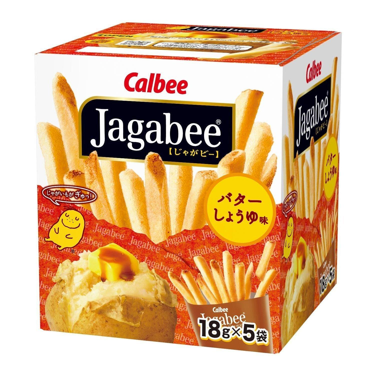 $5.49 Calbee Potato Sticks -- Jagabee...