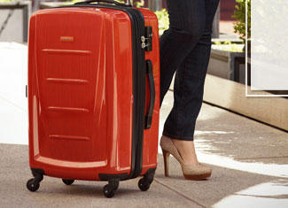 Extra 25% Off Luggage Sale at Amazon