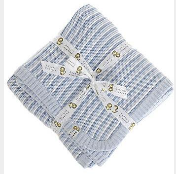 $21Barneys New York Textured Blanket