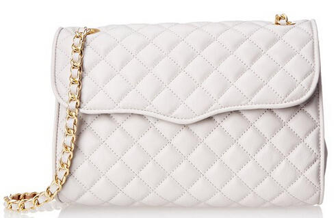 $143.06 Rebecca Minkoff Quilted Affair Cross Body Bag