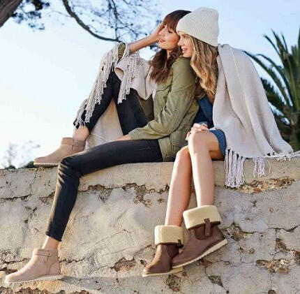 Up to 70% Off UGG Boots, Slippers, Shoes @ 6PM