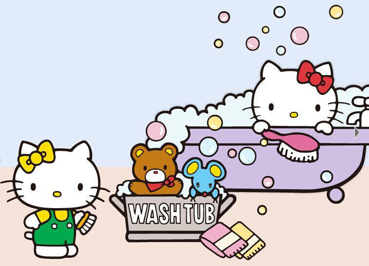 Receive a Free Hello Kitty Memo Set  with ANY Sanrio.com Purchase (no minimum)