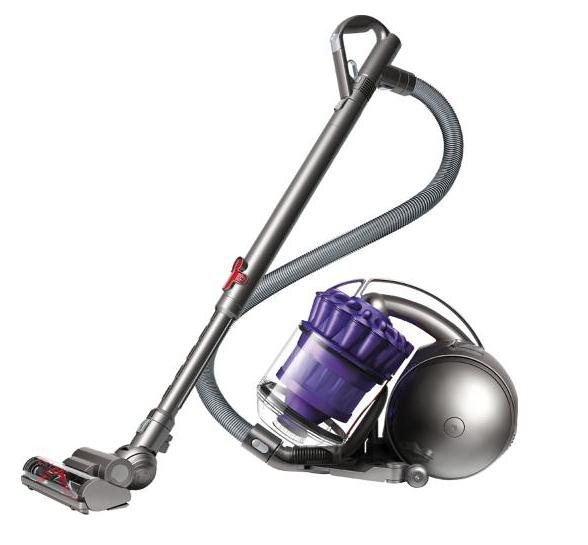Dyson - DC39 Animal HEPA Bagless Canister Vacuum