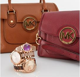 Up To 60% Off Michael Michael Kors Sale @ Zulily