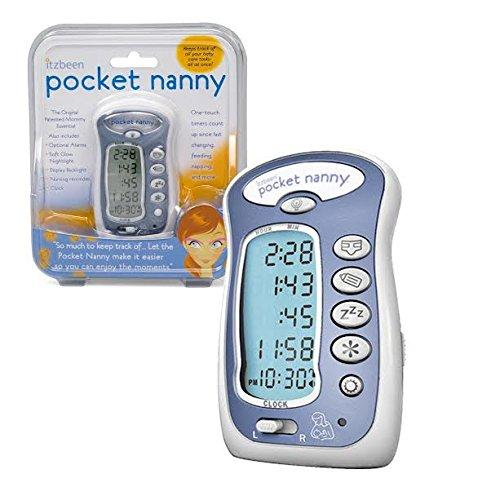 $16.95 Pocket Nanny By Itzbeen Personal Baby Care Timer