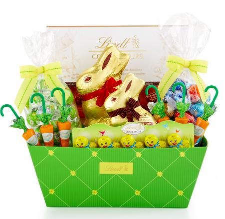 20% Off Easter Items Free Gold Bunny With Every Purchase @ Lindt