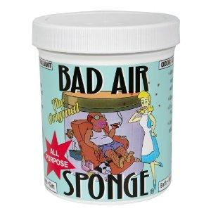 Bad Air Sponge Odor Neutralant, 14 Ounces