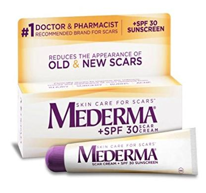$15.83 Mederma Scar Cream Plus with S...