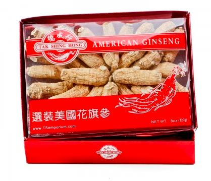 2 Boxes for $158 American Ginseng S 60-AAA 8oz