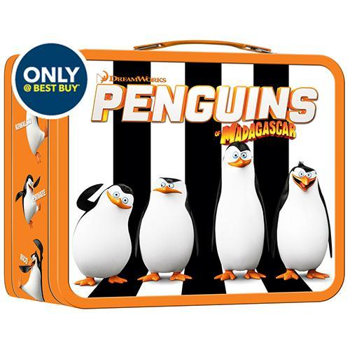 $2.99 Penguins Of Madagascar Lunchbox (Only @ Best Buy)