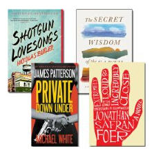 Up to 80% Off  Fiction Favorites on Kindle @ Amazon.com