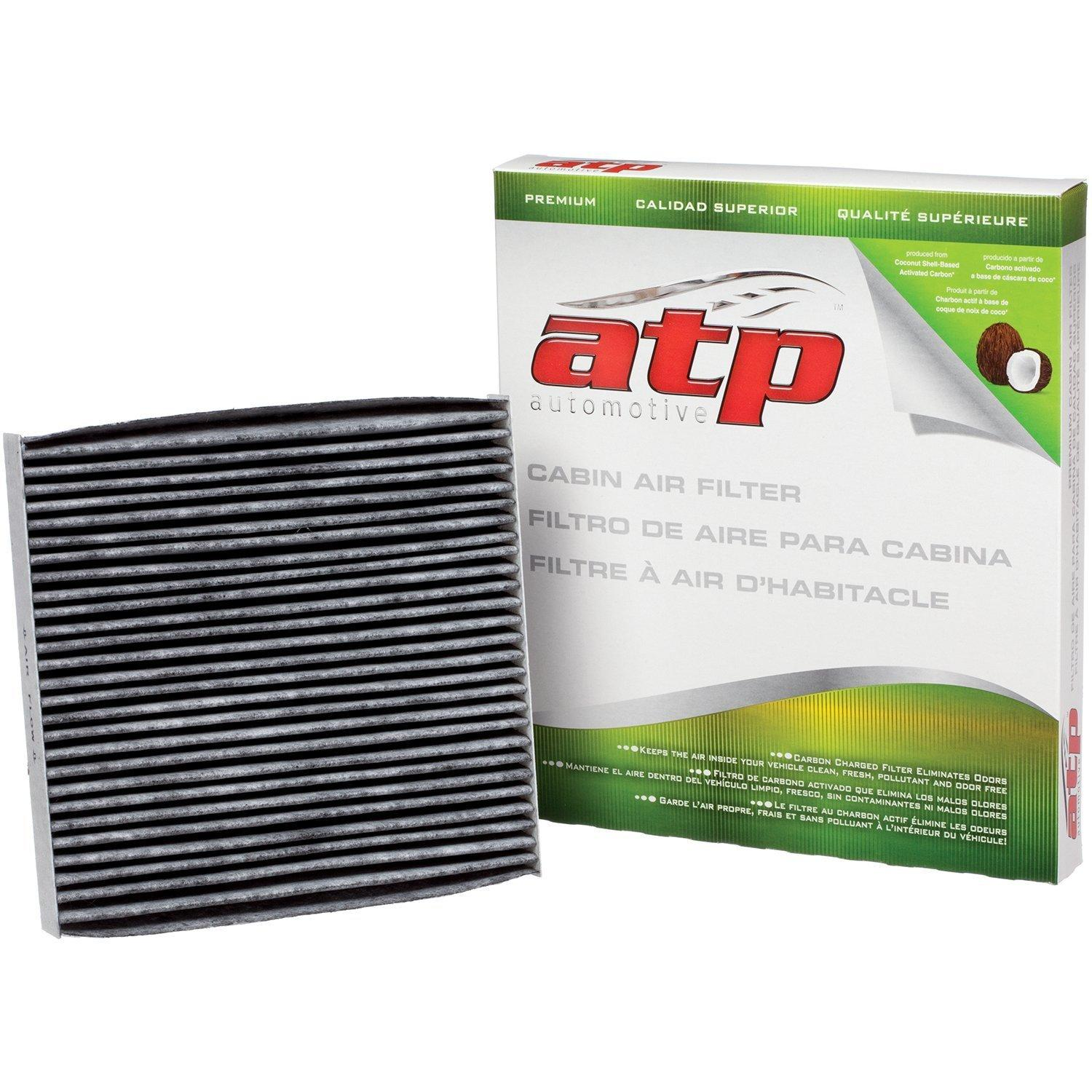 Extra $2 Off + Extra 15% Off Select ATP Carbon Activated Premium Cabin Air Filters @ Amazon.com