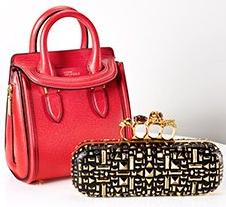 Up to 32% Off Alexander McQueen handbag @ MYHABIT