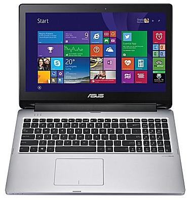 $399.99 ASUS Core i5 Touchscreen 15.6-Inch Convertible Laptop (TP550LA-RHI5T01)