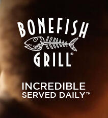 $10 Off Dinner @ Bonefish Grill