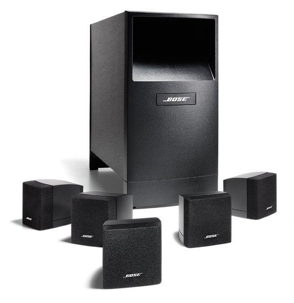 Bose Acoustimass 6 Series III Home Entertainment 5.1 Speaker System