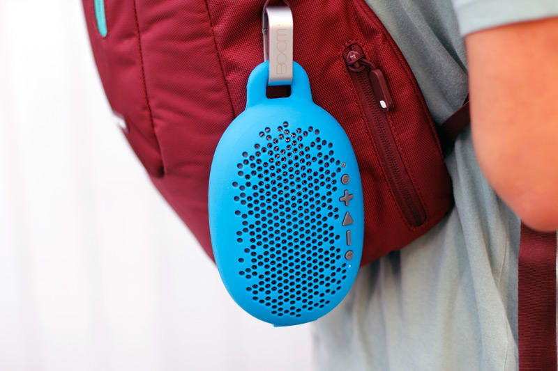 BOOM Urchin Ready 4 Anything Water Resistant Bluetooth Speaker