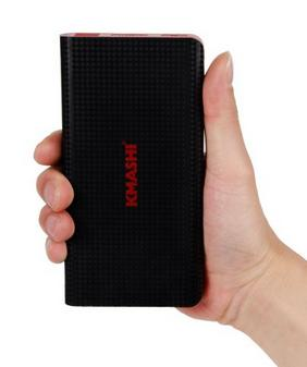 KMASHI 10000mAh Dual USB Smart Charger