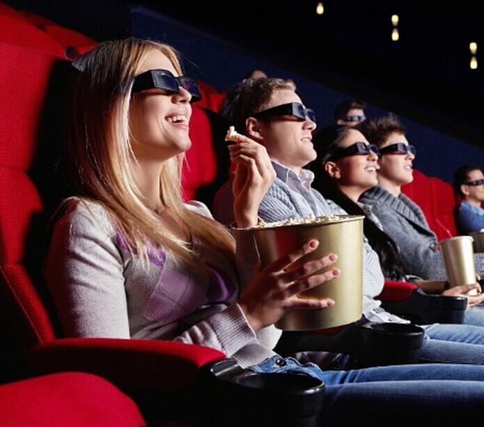 From $17 Movie and Popcorn at Apple Cinemas