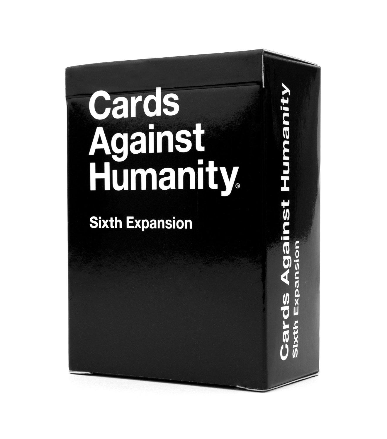 $10 Cards Against Humanity: Sixth Expansion
