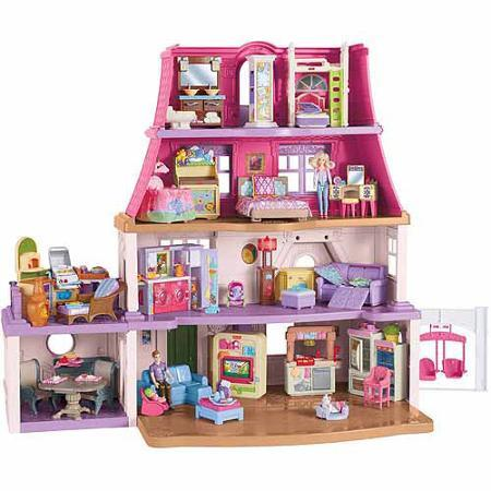 $39.97 Fisher-Price Loving Family Dollhouse