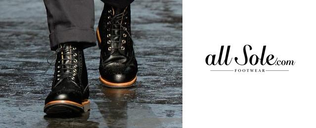 Dealmoon Exclusive: 25% OffSitewide @ Allsole