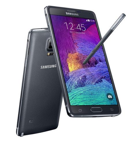 $519.99 Samsung Galaxy Note 4 N910H 32GB Factory Unlocked GSM Phone