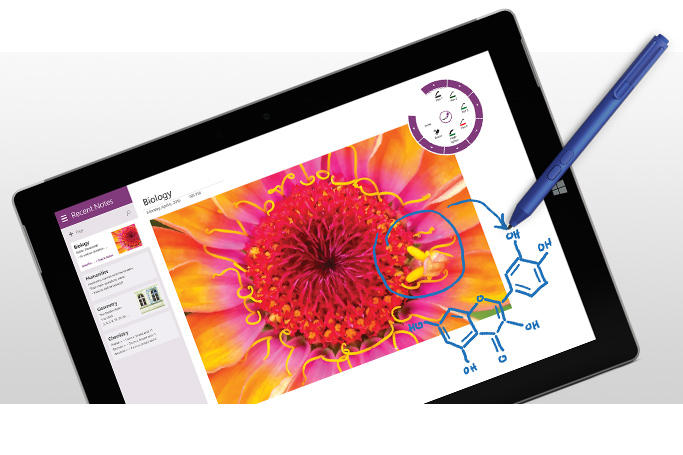 Pre-order Available Microsoft Surface 3 Tablet