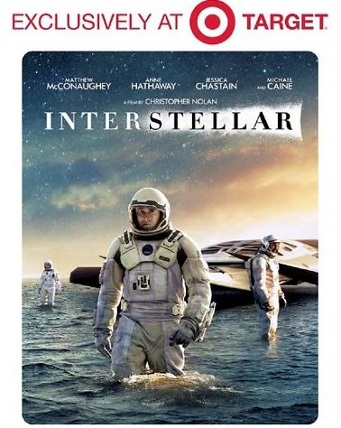 $19.99 Interstellar (2-Disc Blu-ray + DVD + Digital Copy)