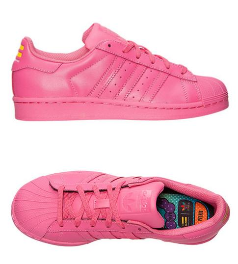 adidas Superstar x Pharrell Williams Supercolor Casual Shoes