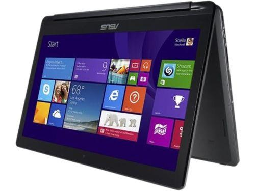 """$499.99 (Manufacturer refurbished) Asus 2-in-1 15.6"""" Touch-Screen Laptop"""