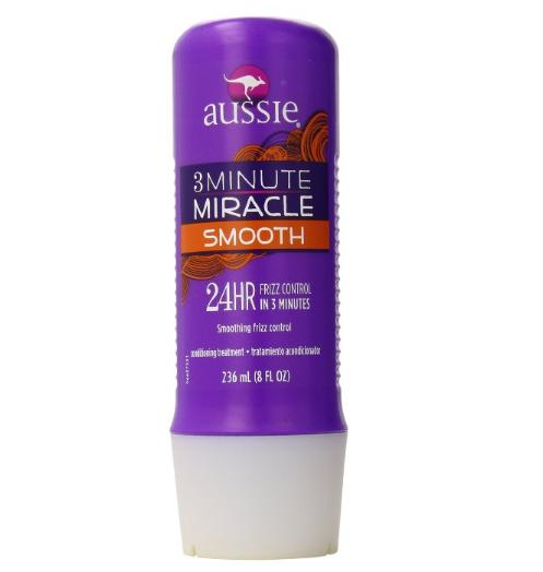 Aussie 3 Minute Miracle Smooth Conditioning Treatment 8 Fl Oz