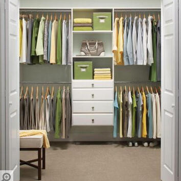 25% Off Select Martha Stewart Living Closet Kits