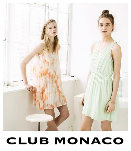 30% Off Sale Items @ Club Monaco