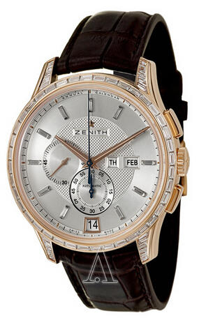 Zenith Captain Winsor Annual Calendar Men's Watch 22-2071-4054-03-C711