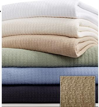 $24.99 Lauren Ralph Lauren Classic Cotton King Blanket