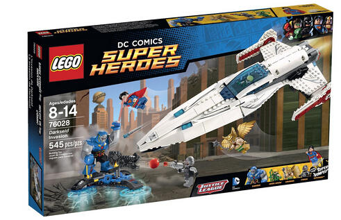 $48.99 LEGO Superheroes Darkseid Invasion