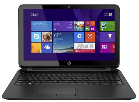 "$329.99 HP 15.6"" Touch-Screen Laptop 15-f162dx"