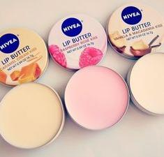 Nivea Lip Butter Loose Tin, Caramel Cream Kiss, 0.59 Ounce
