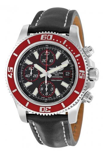 $3495 BREITLING Aeromarine Superocean 44 Chronograph Automatic Mens Watch
