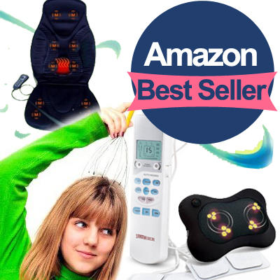 From $5.99 Best Sellers of Massage Equipment Roundup @Amazon