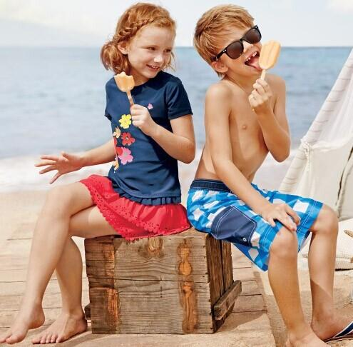 Up to 20% Off Sun & Sea Sale @ Hanna Andersson