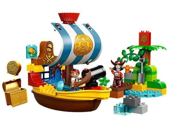 Upto 50% Off Select Toy Sets @ LEGO