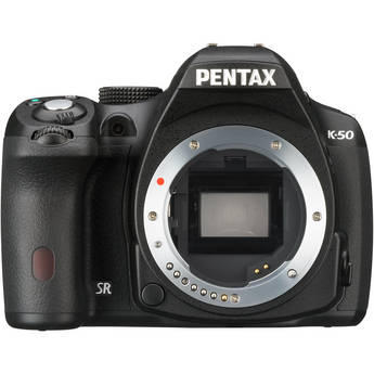 $309.94 Pentax K-50 DSLR Camera + 32GB SD Card
