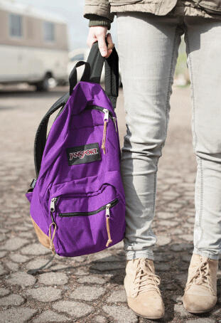Up to 40% off JanSport Bckpacks @ eBags